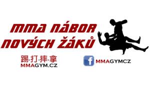 MMA Gym Praha: Nábor nových žáků
