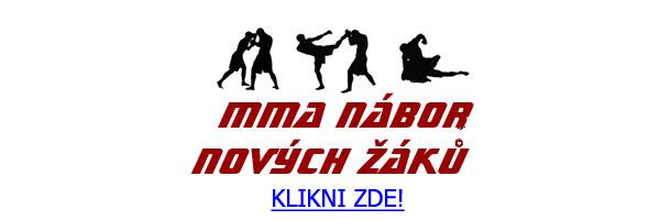 MMA Praha: Nábor nových žáků