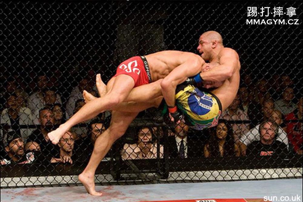 5 tipů z MMA Gymu Praha: Takedown