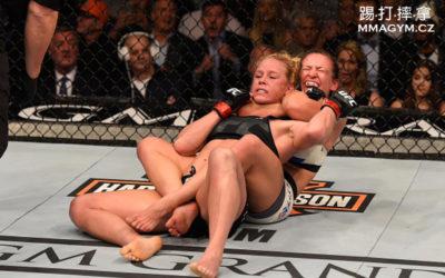 5 tipů z MMA Gymu Praha: Škrcení zezadu (rear naked choke)